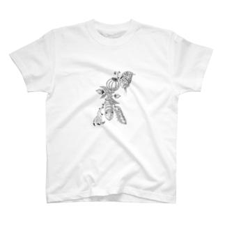 マインドフルネス T-shirts