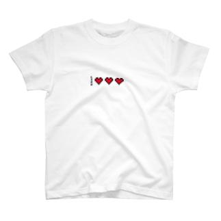 ドットライフ『3/3』 T-shirts