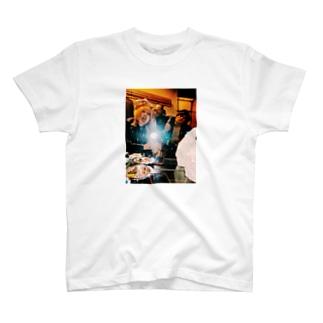 楽屋のTHE こうがんず T-shirts