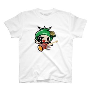 DRC ダイトン T-shirts