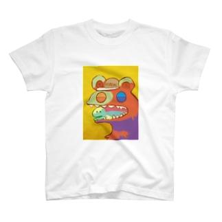 荒巻さんと鮭さん T-shirts