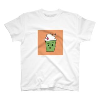 くりーむそーだ T-shirts