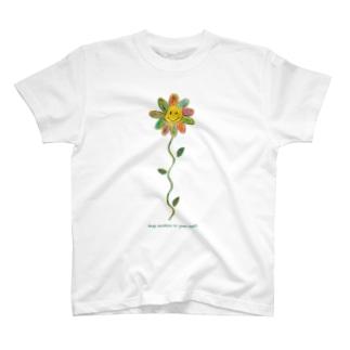 お花ちゃん T-shirts