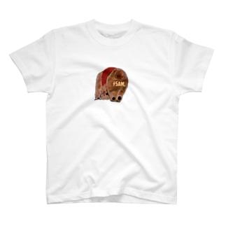 #SAM.ななおポーズver T-shirts