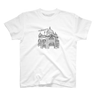 メルボルン T-shirts