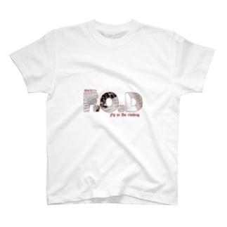 FOD praying for,,, T-shirts