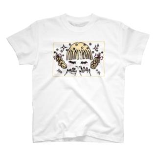 インスタグラマーちゃん T-shirts