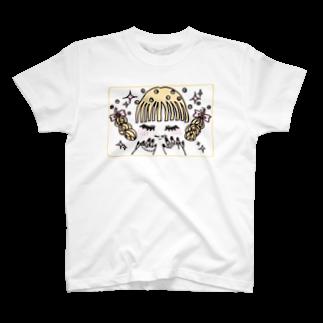 てるみー椎名。のインスタグラマーちゃん T-shirts