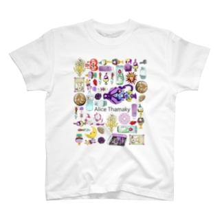 OFGグッズ柄 T-shirts