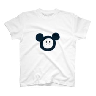 ロゴ(大) T-shirts