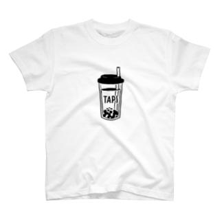 おタピ T-shirts