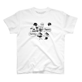 factory Tシャツ