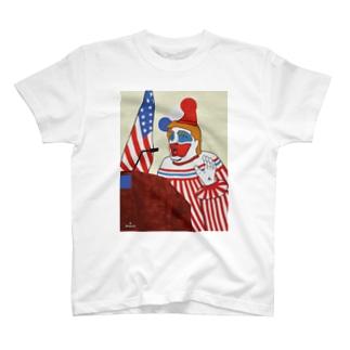 愉快犯 T-shirts