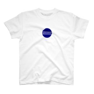 とりあえずスタンダードで T-shirts