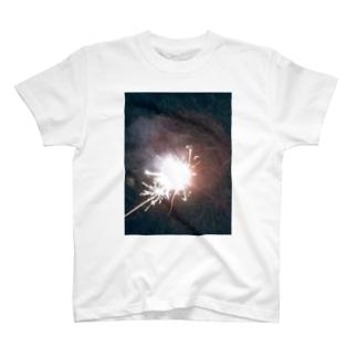 201908手持ち花火 T-shirts