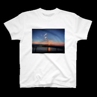 クラムボンの補色 T-shirts