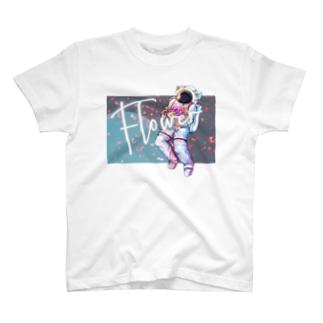 flow er T-shirts