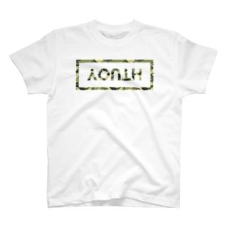 YOUTH 迷彩柄 T-shirts