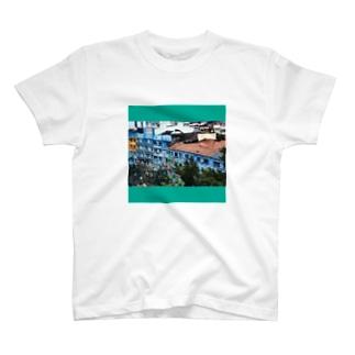 マレーシアのホテルです T-shirts
