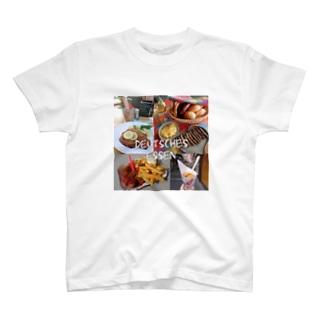 魅惑のドイツグルメ T-shirts