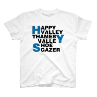 History of Shoegazer T-shirts