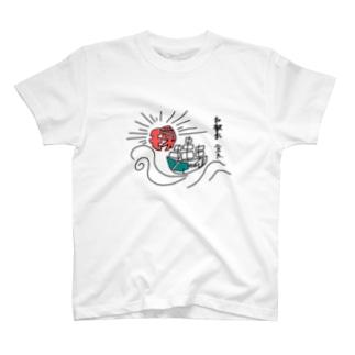 めぐりずむ T-shirts