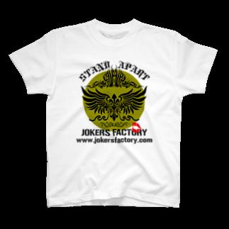 JOKERS FACTORYのJOKERS TWO T-shirts