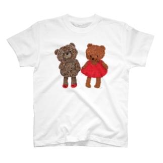 ドレシュとシャルロ T-shirts