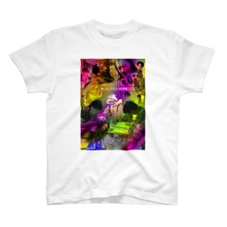 愛しあってる会(仮) T-shirts