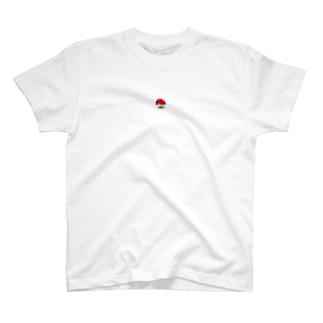Floating Ladybug T-shirts