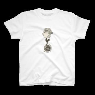 ララフランボイル蚤の市(仮)の戻ルッチ T-shirts
