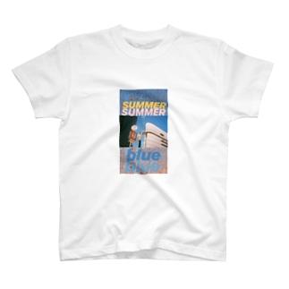 青春/我達爆速男シリーズ 夏ver2 T-shirts