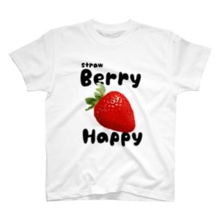 ストロベリーハッピー T-shirts