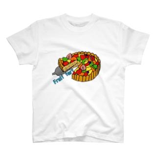 フルーツタルト T-shirts