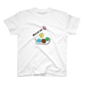 マカロン T-shirts
