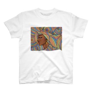 ジェンダーレス男子 T-shirts