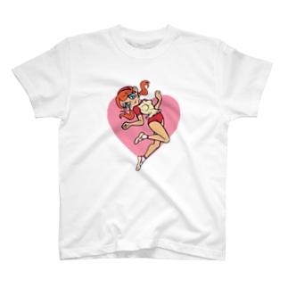 ニョリ画のいろいろ T-shirts