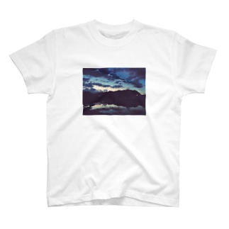 反射 T-shirts