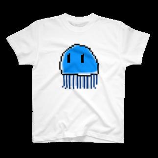 kuragemioのくらげみお T-shirts