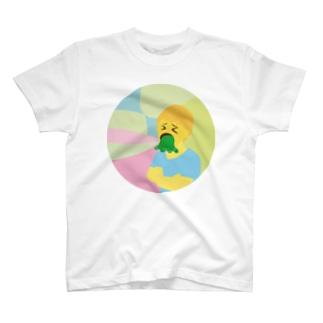 ゲボリック ロゴ T-shirts