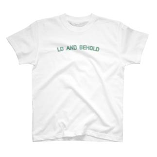 ミントウォーターロゴ T-shirts