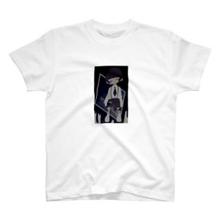 うちう T-shirts