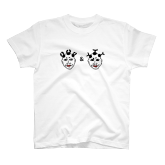 Kenpoppunkのクワ&カブト T-shirts