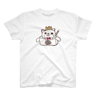 ハコねこ T-shirts