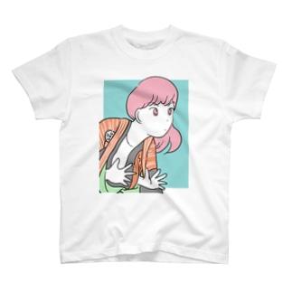 SYARAKU GIRL T-shirts
