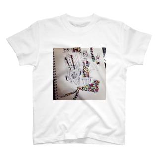 p.o.p  T-shirts