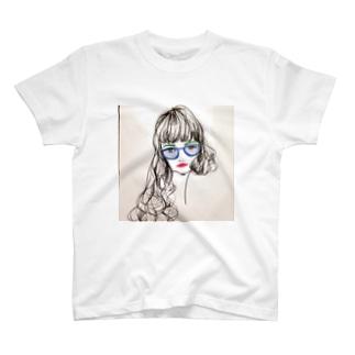 megumi  T-shirts