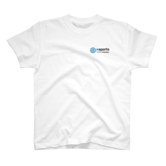 eスポーツ大原福岡 横ロゴ T-shirts
