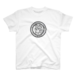 LYBICATエンブレム サークル T-shirts
