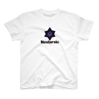 Nostarsic flare T-shirts
